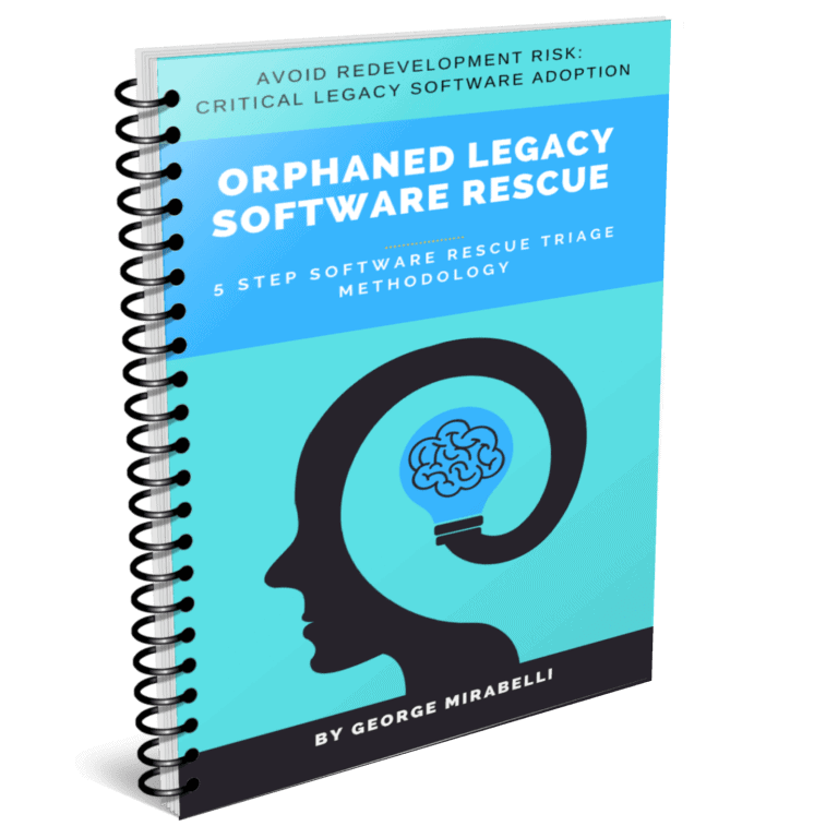 Orphaned Software Rescue eBook