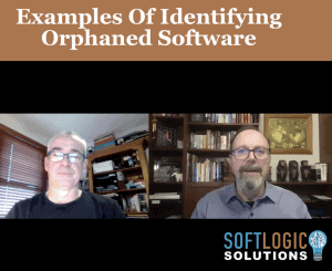 11. Graeme Perrins - Examples of identifying Orphaned Software