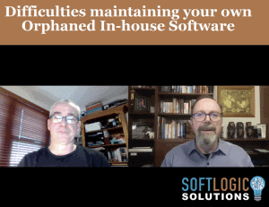 5. Graeme Perrins - Difficulties maintaining your own Orphaned Software