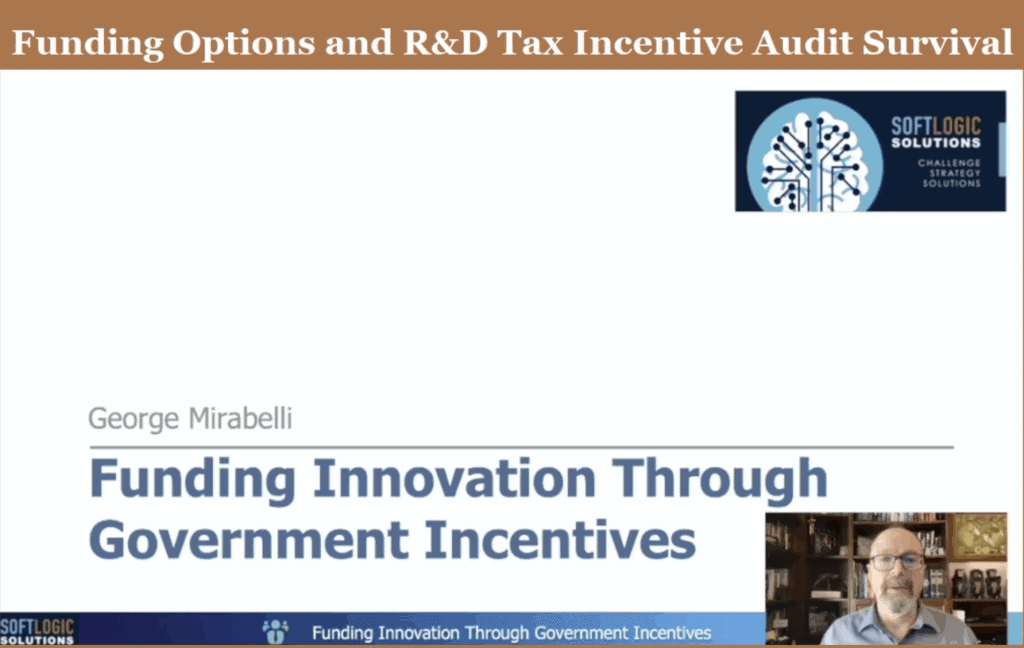 Government Funding for Innovation